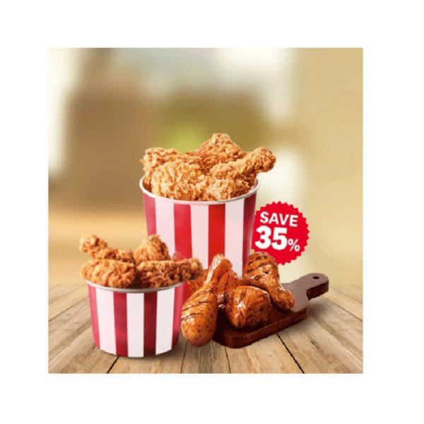 Chicken-Triple-Treat-Bucket