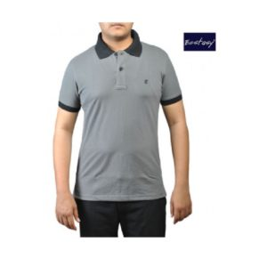 Men-Ash-polo-with-Black-Collar (1)