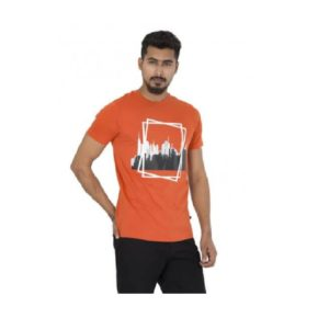 Orange-Color-Printed-T-Shirt (1)