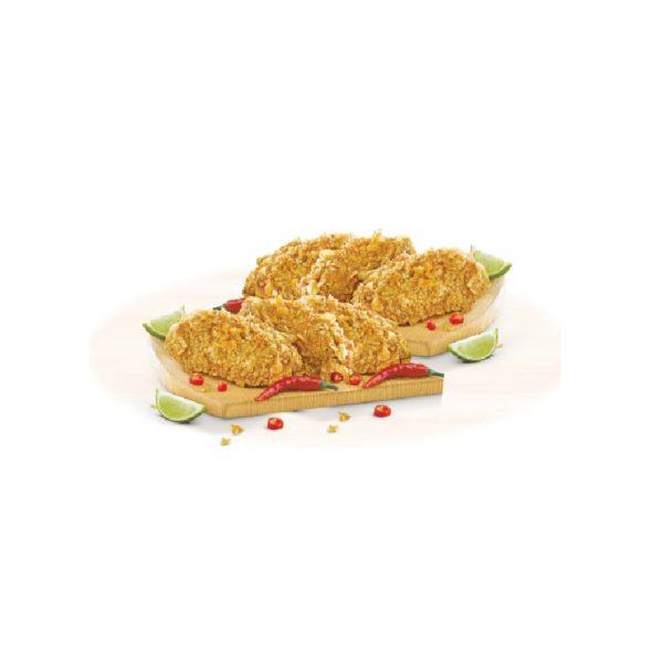 Snacks -6-Pc-Hot-Wings