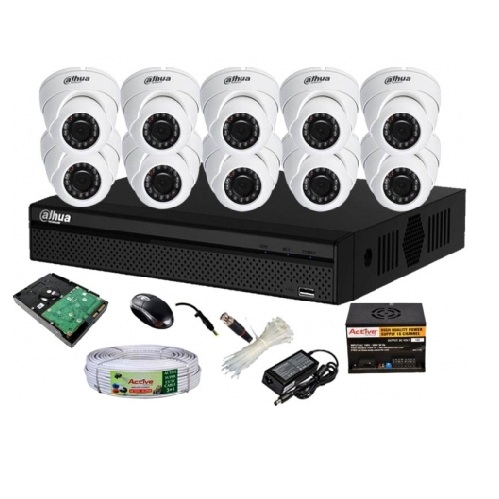 CCTV-10-pcs- Camera-Package-Sale-and-Price