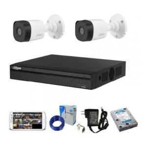 CCTV-2 pcs-Camera-Package-BD-Price